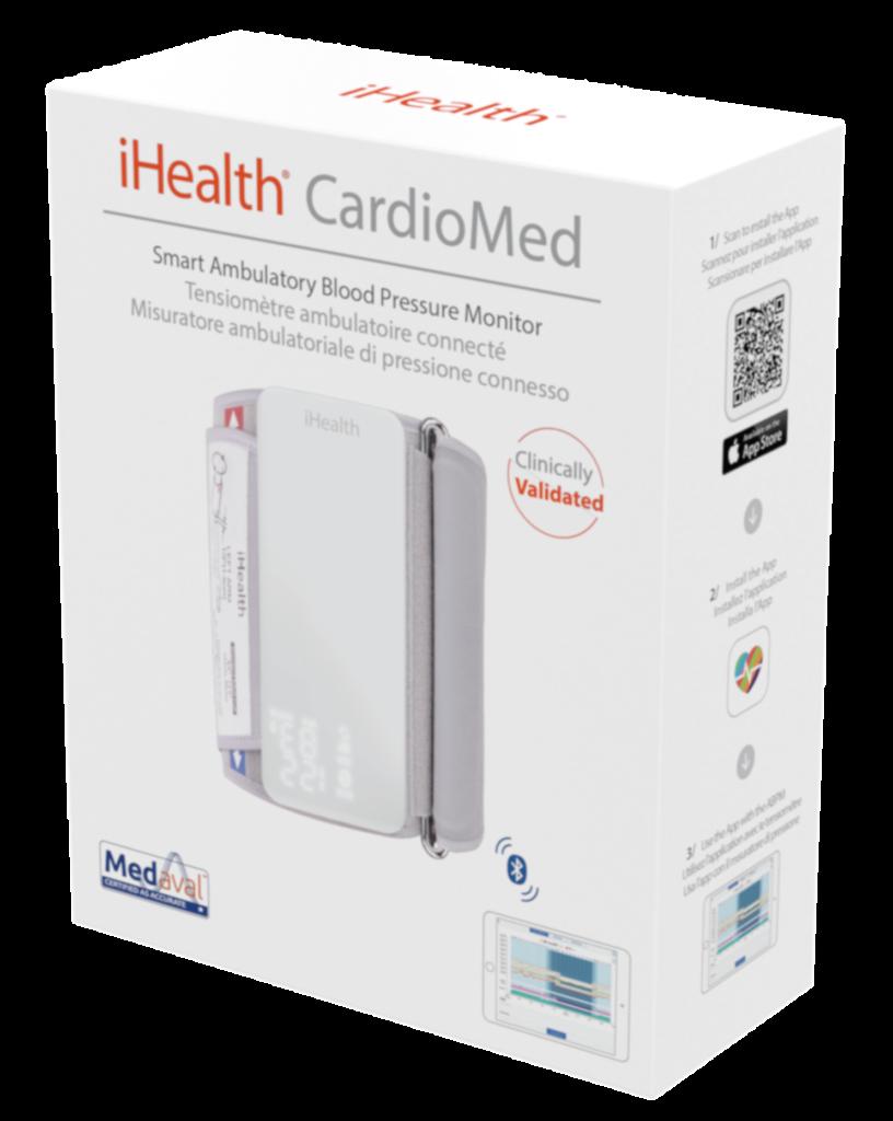 24-hr Ambulatory Blood Pressure Monitor